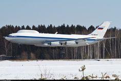 """IL-86 VKP """"Maxdome"""""""