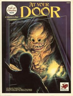 Call of Cthulhu: At Your Door ~ Chaosium (1990)