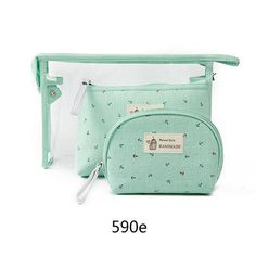 Fashion Brand Cosmetic Bags Waterproof Neceser Portable Make Up Bag Women PVC Pouch Travel Toiletry Bag Blosa Cosmetic Bag Set, Travel Cosmetic Bags, Tote Bags, Cosmetic Containers, Travel Toiletries, Pencil Pouch, Bag Organization, Toiletry Bag, Fashion Bags
