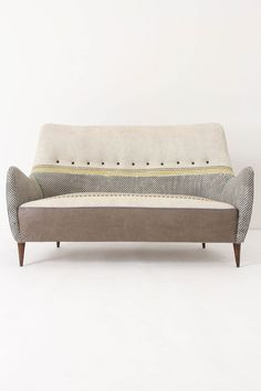 In love with this sofa. Price not so much!      Prestino Sofa - Anthropologie.com