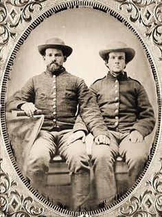 Oh, there's not much to tell. I served in the Ninth Iowa Infantry. That's where I met Frankie...Frank. I mean, Mr. Greerson. We were discharged almost a year go, July of last year, and stayed with my mother over the winter. And then we came here. That's about it.  http://www.amazon.com/Place-Call-Their-Own-ebook/dp/B00X64JP0S/ref=sr_1_1?s=books&ie=UTF8&qid=1432553590&sr=1-1&keywords=a+place+to+call+their+own