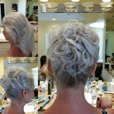 An ethereal & magical updo- one of my favorite updos to create!