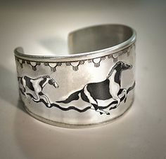 Horse bracelet Paint horse cuff bracelet handmade USA ** Click on the image for additional details.Note:It is affiliate link to Amazon.