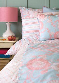 Possible inspiration for Kinslee's big girl bedroom!