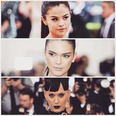 Wonderful Close up of , and ❤️💋💄 May 7th, Fit S, Katy Perry, Kendall Jenner, Selena Gomez, Close Up, Red Carpet, Makeup, Instagram Posts
