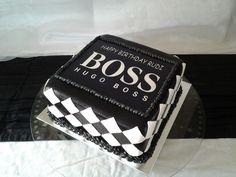 Hugo Cake Artist : 1000+ images about boss cake on Pinterest Hugo boss ...