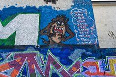Street Art, Murals & Graffiti In Cork city - #StreetPhotography