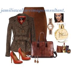 """""""Work Suits"""" by jamilia-wallace on Polyvore"""