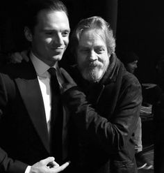 Hamill and Stan. Epic.