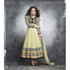 Designer Off Yellow Georgette Salwar Suits At Girotra Store Opening - Buy Designer Off Yellow Georgette Salwar Suits Online at Best Prices in India | Vendorvilla.com at just Rs.1399/- on www.vendorvilla.com. Cash on Delivery, Easy Returns, Lowest Price.