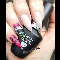 """#getnailedth #cuccio #cuccioT3LED #nails #nailpro #nailsmag #hardgel #sculptonly #nailedit #nailpromagazine #nailinspiration #nailart #instanails…"""