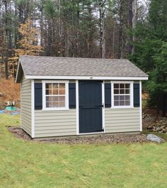 Need a shed? Kloter Farms will help you choose the perfect storage building for your yard.