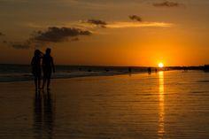 O Pôr-do-Sol em Nova Viçosa - BA Praia ❤ beach ❤ summer ❤ verão ❤ sunset ❤ pôr-do-Sol