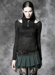 859909b0eb0 O-Ring Skirt Green Black Q-220