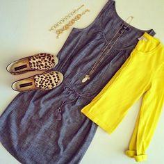 Zeliha's Blog: Cute Bright Summer Outfits