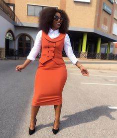 Gorgeous Clothes for latest african fashion look 122 Classy Work Outfits, Business Casual Outfits, Business Attire, Office Outfits, Chic Outfits, Fashion Outfits, Office Dresses, Business Chic, Fashion Blogs