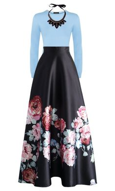 """Winter"" by themormonhall on Polyvore featuring Jaeger, Chicwish, Gemma Simone, women's clothing, women's fashion, women, female, woman, misses and juniors Unique Fashion, Modest Fashion, Long Skirt Fashion, Floral Fashion, Fashion Women, Hijab Fashion, Long Skirt Hijab, Modest Long Skirts, Long Skirt Outfits"