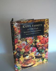 Vintage Book Kaffe Fassett At The V & A by Lionfishvintage on Etsy, $14.50