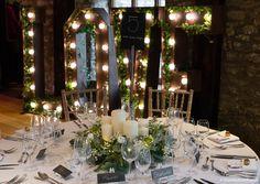 Wedding Flowers Bristol - The Wilde Bunch Wedding Florist Wedding Flower Design, Winter Wedding Flowers, Wedding Designs, Wedding Events, Our Wedding, Dream Wedding, Weddings, Rehearsal Dinner Decorations, Wedding