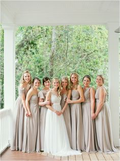 Bridesmaids // Charleston, SC #WildDunesWeddings // Jo Photo // wild-dunes-wedding-photography // ht.ly/MmffZ