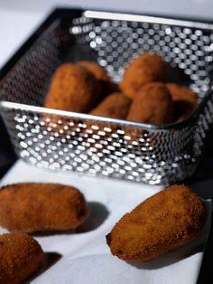 ¡ Croquetas de cola de #toro ! #plato #gastronomia #restaurante #restaurant #Hotel #VeredaReal #hotels #Sevilla #Seville #Andalucia #Spain