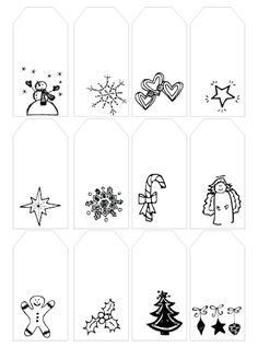 Ne-am întâlnit că ne-am căsătorit Christmas Gift Tags Printable, Christmas Labels, Christmas Templates, Christmas Printables, Christmas Doodles, Christmas Drawing, Christmas Coloring Pages, Company Christmas Cards, Christmas Cards To Make