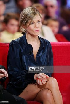 Photo d'actualité : 'Vivement Dimanche' Tv Show In Paris, France On...