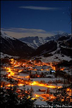 Fullmoon Gstaad, Switzerland....It looks like WHOVILLE to me, I want to go there!!