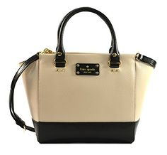 Women's Shoulder Bags - Kate Spade New York Wellesley Small CamrynPebbleBlack >>> You can find out more details at the link of the image.
