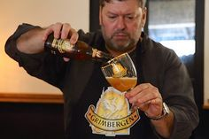 Grimbergen beer Caruso