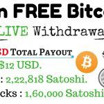 Earn FREE Bitcoins | Fleex : AdBTC : BTC Clicks | Withdrawal Proof | 3 Payouts in 2 Hours! Watch Now