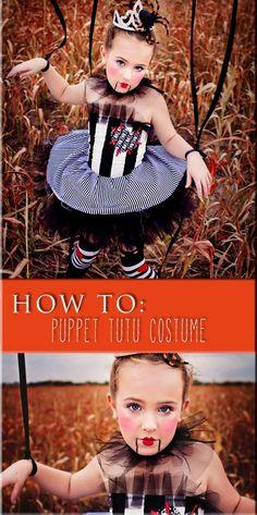 DIY: Puppet TuTu Costume
