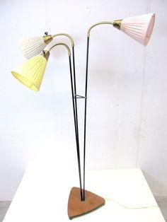 Beautiful 1950s lamp