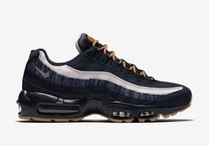 Denim Makes An Appearance On The Nike Air Max 95
