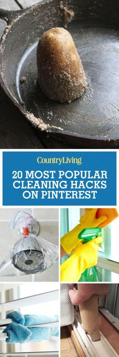 household tips on Pinterest Soap Scum, How To Clean