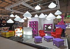 SLIDE introduces the Design of Love Collection HOMI 2014 - Fieramilano Rho #fiera #homi #milano #design #homefurniture #furniture #designfurniture