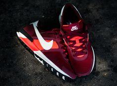 innovative design c8061 7eeb9 Nike air Pegasus 8330 Atomic Red Rot Nike Schuhe