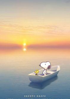 Meu Amigo Charlie Brown, Ocean, Friends, The Ocean, Sea