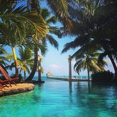 We'd accept spending the holidays in Belize. Photo courtesy of poohstraveler on Instagram.