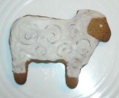 Paimenen lammas jouluseimeen - by Terhi --   #Joulu #Piparkakku #PipariBattle2013 sarja #2D