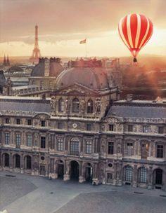 Paris, Louis Vuitton