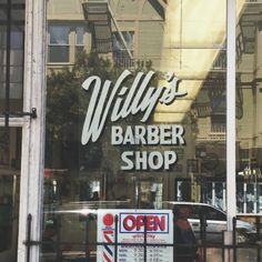 Willy's Barber Shop