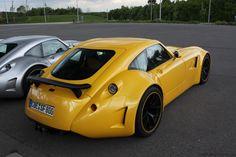 Wiesmann GT MF5, Yellow