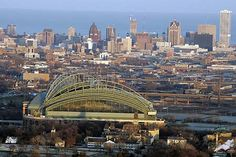 Milwaukee, WI. Born and raised. Really missing Miller Park and tailgating with baseball season starting so soon!