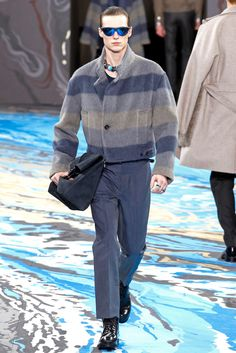 Louis Vuitton Fall 2014 Menswear - Collection - Gallery - Style.com