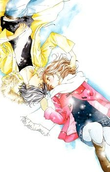 Ao Haru Ride - MyAnimeList.net draw a couple laying in this position(fault in our stars) #wreckthisanime