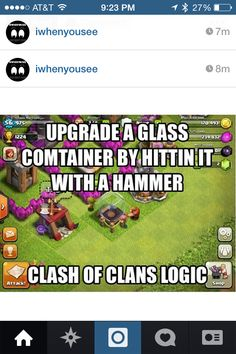 lol... yup! thats how you upgrade a fragile, rare, expensive storage. hit it with a hammer so its 99.999999999999% gonna break.