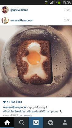 Toast tojás