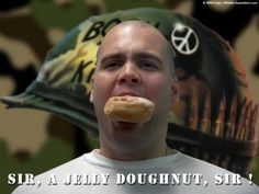 full metal jacket quotes memes - Google Search Full Metal Jacket Quotes, Marines Funny, Love Film, Military Humor, Stanley Kubrick, Movie List, Film Director, Quote Posters