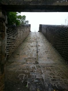 Inside the fort - Diu